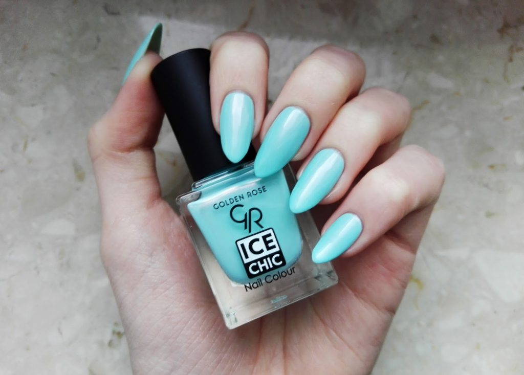 ICE CHIC Nail Colour 1